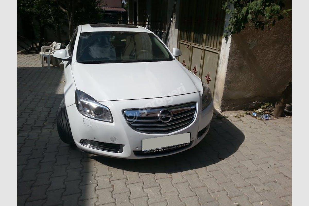 Opel Insignia Samandağ Kiralık Araç 1. Fotoğraf