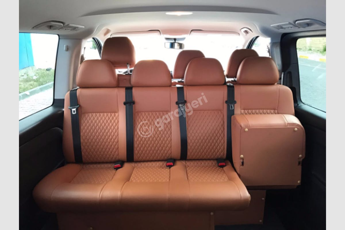 Mercedes - Benz Vito Fatih Kiralık Araç 5. Fotoğraf