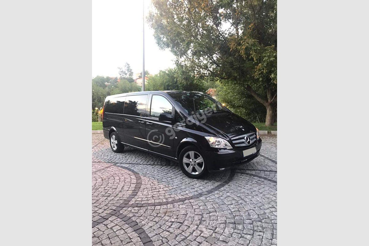 Mercedes - Benz Vito Beşiktaş Kiralık Araç 3. Fotoğraf