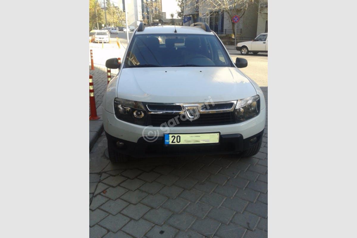 Dacia Duster Merkezefendi Kiralık Araç 2. Fotoğraf