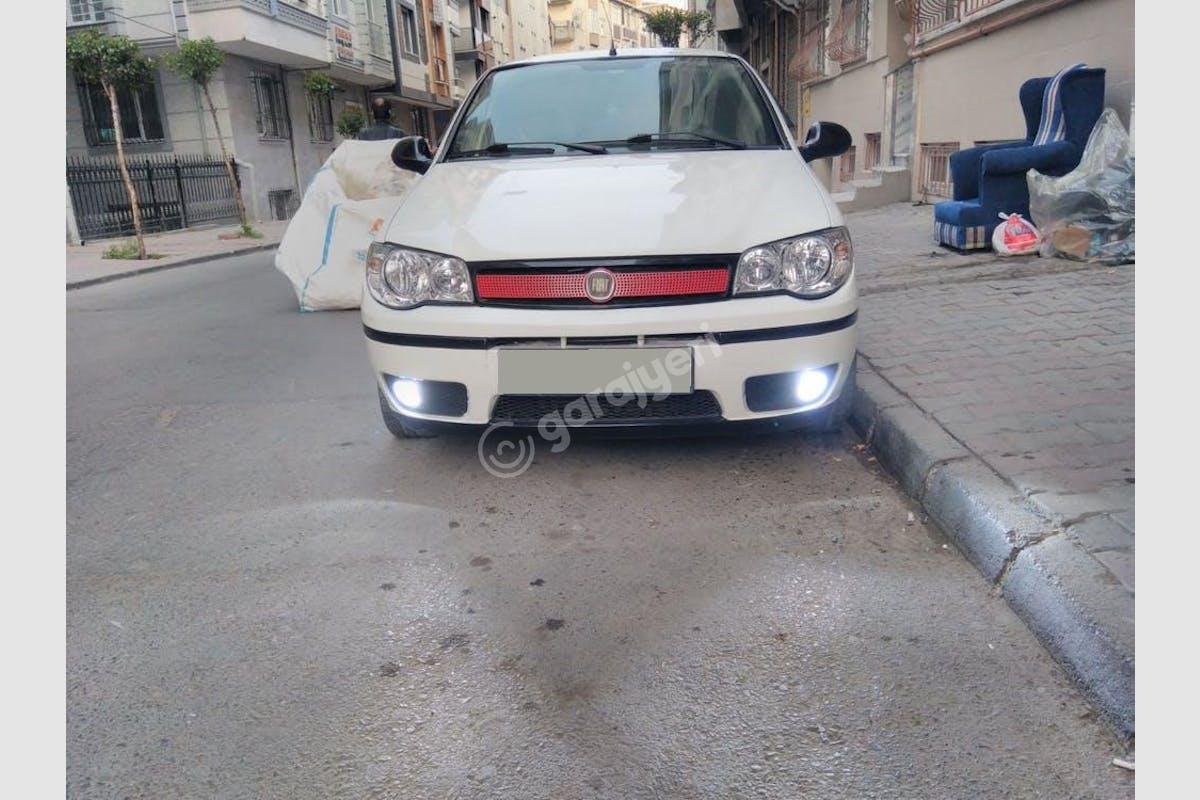 Fiat Albea Esenler Kiralık Araç 1. Fotoğraf