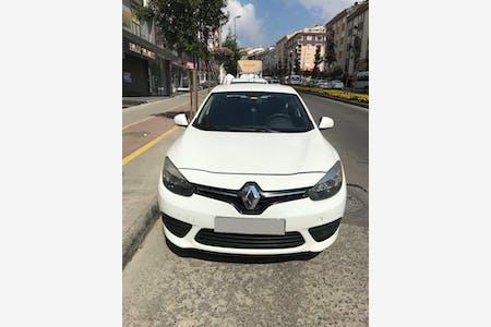 Kiralık Renault Fluence 2013 , İstanbul Esenyurt