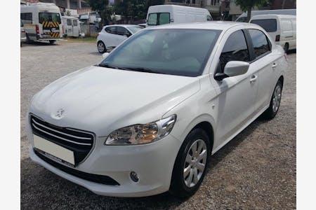Kiralık Peugeot 301 2016 , İzmir Karşıyaka