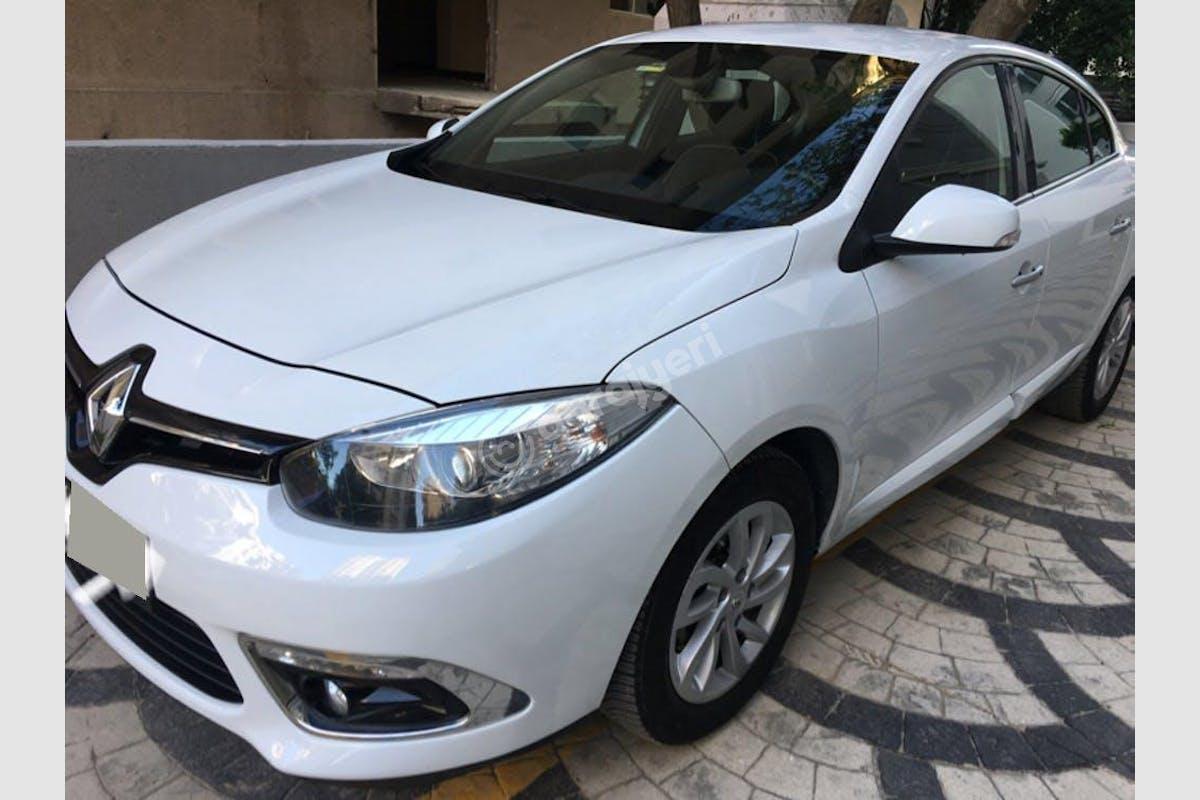 Renault Fluence Kadıköy Kiralık Araç 1. Fotoğraf