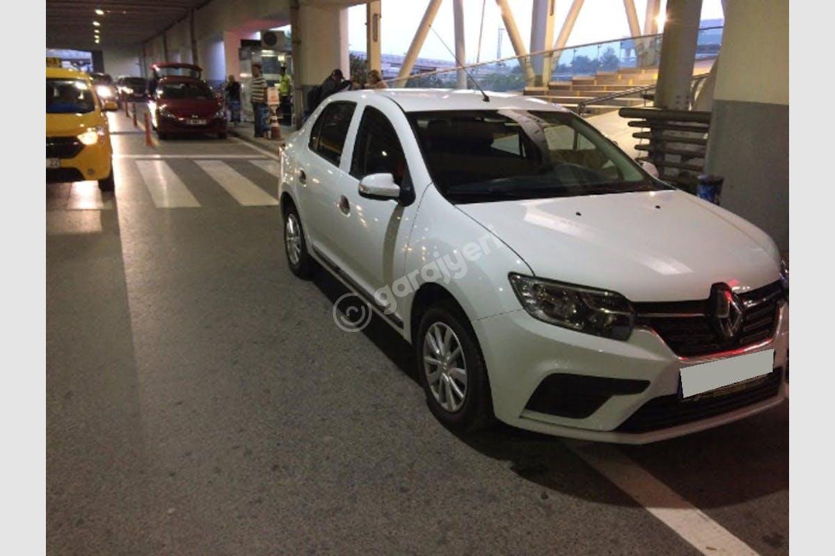 Renault Symbol Narlıdere Kiralık Araç 2. Fotoğraf