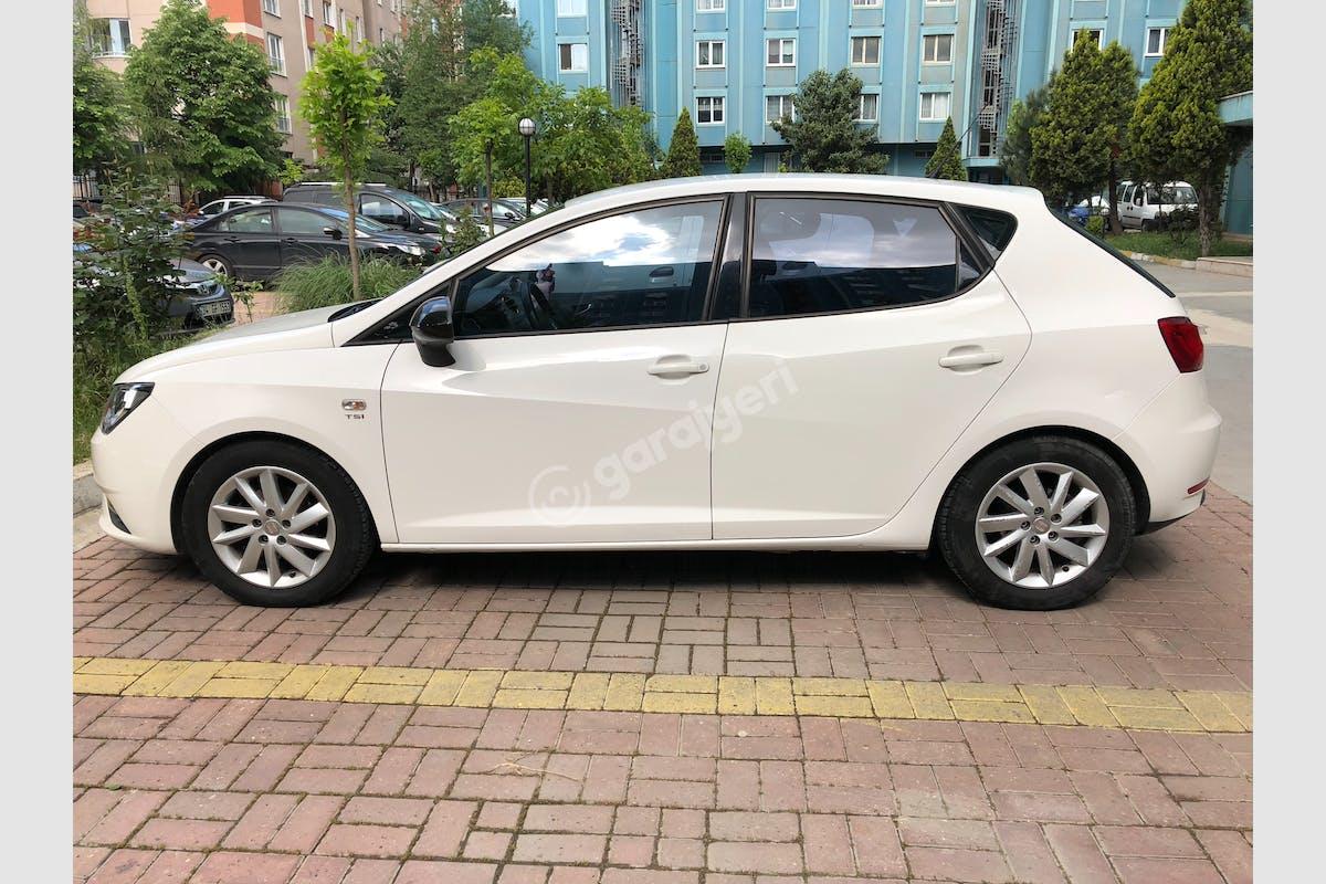 Seat Ibiza Esenyurt Kiralık Araç 4. Fotoğraf