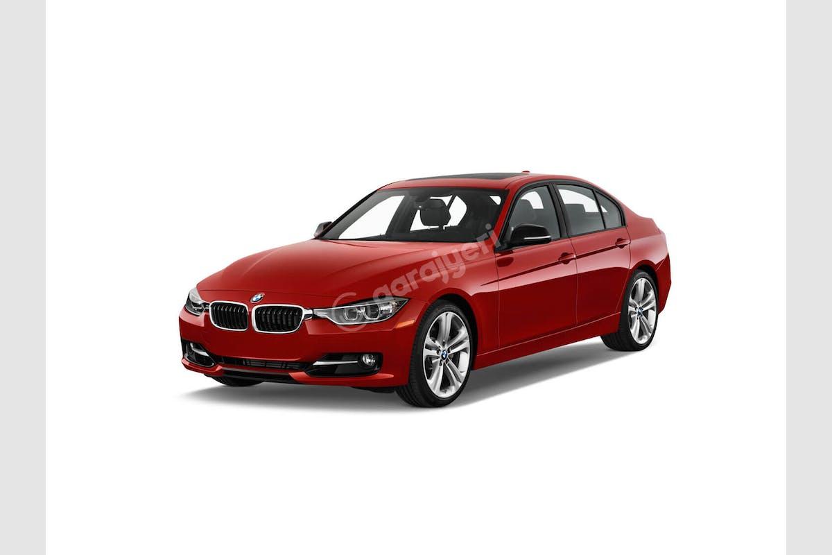 BMW 3 Altındağ Kiralık Araç 1. Fotoğraf