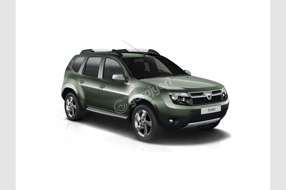 Dacia Duster Pamukkale Kiralık Araç 1. Fotoğraf