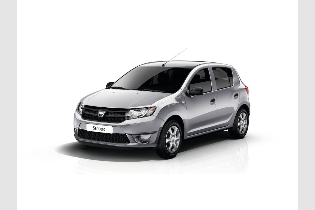 Dacia Sandero Sarıkamış Kiralık Araç 1. Fotoğraf