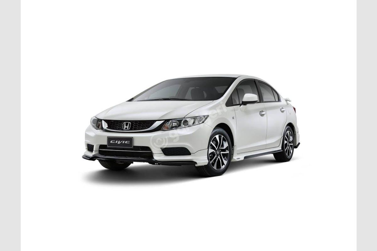 Honda Civic Yıldırım Kiralık Araç 1. Fotoğraf