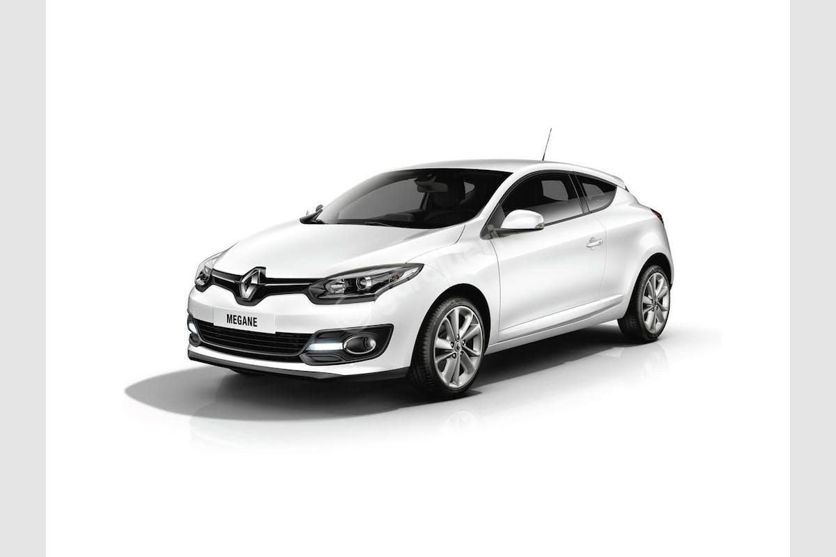 Renault Megane Antakya Kiralık Araç 1. Fotoğraf