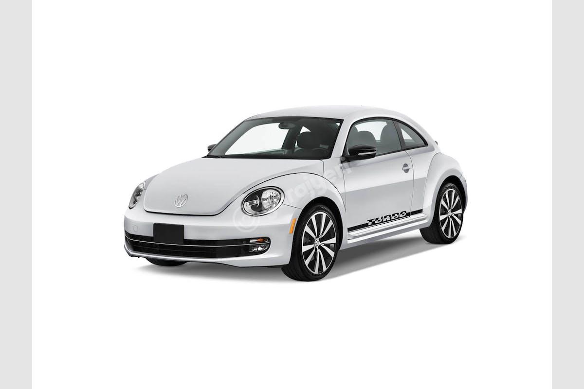 Volkswagen Beetle Konak Kiralık Araç 1. Fotoğraf