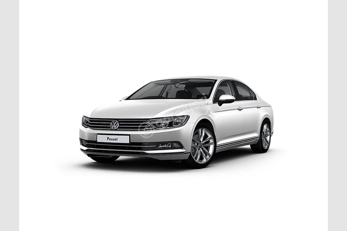Volkswagen Passat Seyhan Kiralık Araç 1. Fotoğraf