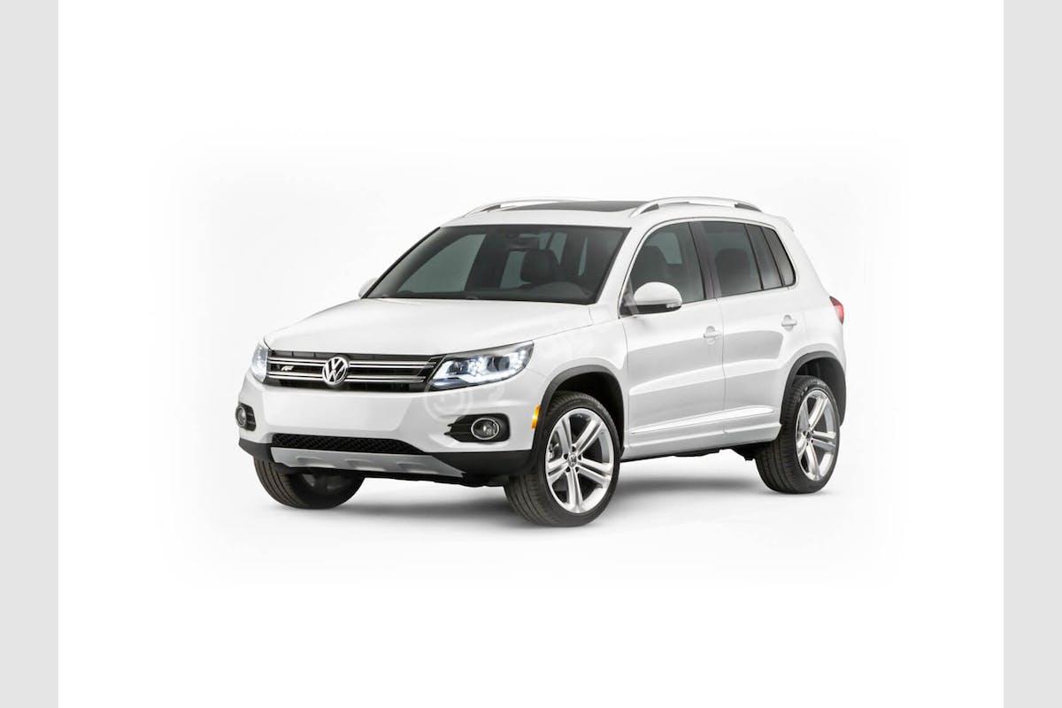 Volkswagen Tiguan Bağlar Kiralık Araç 1. Fotoğraf